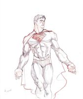 Supes Decending by GavinMichelli
