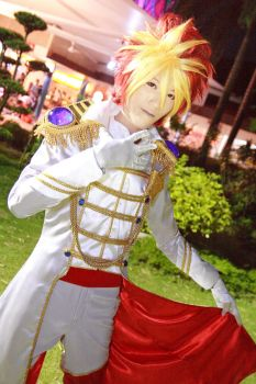 Star Driver - Ginga Bishounen by Xeno-Photography