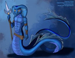 [Creature Exchange] Water Snake by Ulario