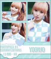 Yoonjo (Hello Venus) - PHOTOPACK#01 by JeffvinyTwilight