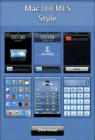MacTHEMES style 4 ipod iphone by alxboss