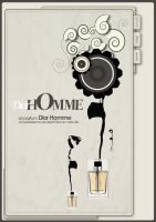Dior Homme by Pjeriko