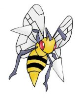 Beedrill by Nyolt