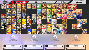Ultimate Smash Bros. for Wii U PART 3/7 by ConnorRentz