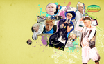 YoSeob Wallpaper by ciael