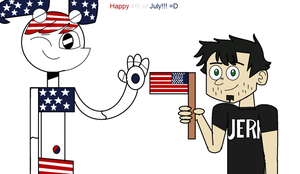 CC - 4th of July by Britishgirl2012