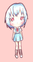 +Ayanami Rei:ChibiTime+ by Tanixy