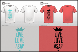 Live love ASAP . by Graphik-Em