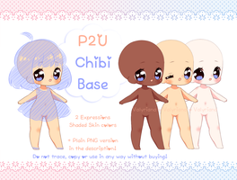 [P2U] Chibi Base by Valyriana