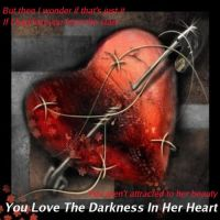 Darkness In Her Heart by Kitz-the-Kitsune