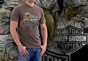 sturgis harley davidson by sunny84india