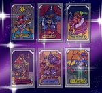 Stardust Crusaders: Tarot Cards by ChrisTheBlue