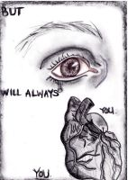 I will always love you WIP1 by iamhollyw00d7