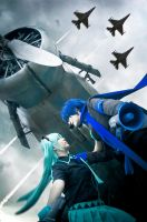 Let's begin This is war by Hikari-Kanda