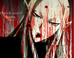 Claymore Irene by Nailyon