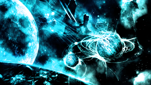 Planets Wallpaper 4 by Hardii