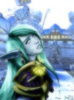 Molopo in Stormwind by Koh-The-Warrior