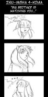 IY 4-koma - Big Brother... by Hanyou-no-miko
