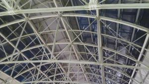 Manchester Piccadilly Station - At Night Roof by Xzavier-JP