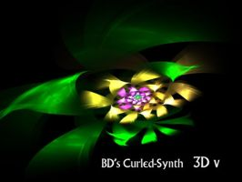 BD's 3D Curled-Synth by Fractal-Resources