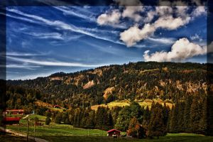 Beautiful Bavaria by deaconfrost78