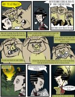 The Adventures of Wilson P. Higgsbury p. 3 by GhostlyMuse