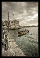 Ortakoy Mosque by h9351