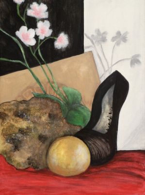 AP ART PIECES - Shoe/ Still Life