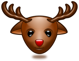 Little Rudolf Smiley by mondspeer