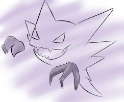 Haunter by immortal-spud-thief