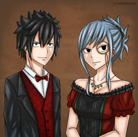 Gruvia Week: Alternate Universe by LyritEmbrium