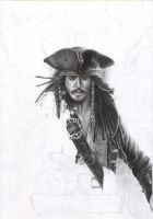 Pirates Of The Caribbean WIP 3 by D17rulez
