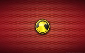 Wallpaper - Red Robin Logo by Kalangozilla