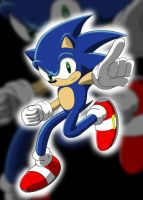 Sonic by TheWax