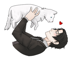 Jumin Han by Catchmewithyourlips