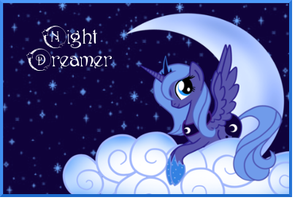 Princess Luna signature by AliceHumanSacrifice0