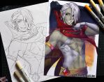 Ghirahim - Patreon Comission by Laovaan