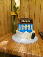Rita and George's Cake 1 by MarTiaNOverLorD