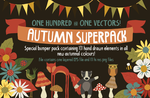 Autumn Superset Vector Pack! by Bel0ved