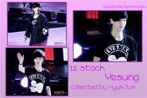 Photopack Yesung (SuJu) collected by HyukJun by HyukJun