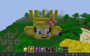 Amiga in minecaft by sheezy93