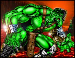 WorldWarHulk_TQ and rbel by BigRob1031