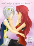 Will you? - Lass and Elesis by SayuriChann
