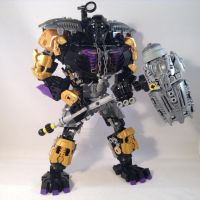 Onua, Master of Earth (2.0 version) by MrBoltTron