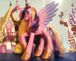 Princess Cadance Brushable - custom Made by CelestPapermoon