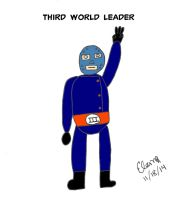 Third World Leader 2014 by celamowari