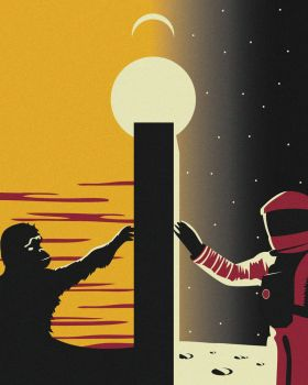 2001: A Space Odyssey by DecoEchoes