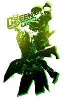 The Green Hornet by mixed-blessing