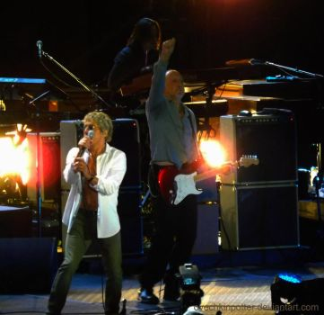 Daltrey and Townshend by rosetylah
