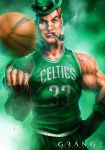 Lucky the Celtic Leprechaun of Boston by Grange-Wallis
